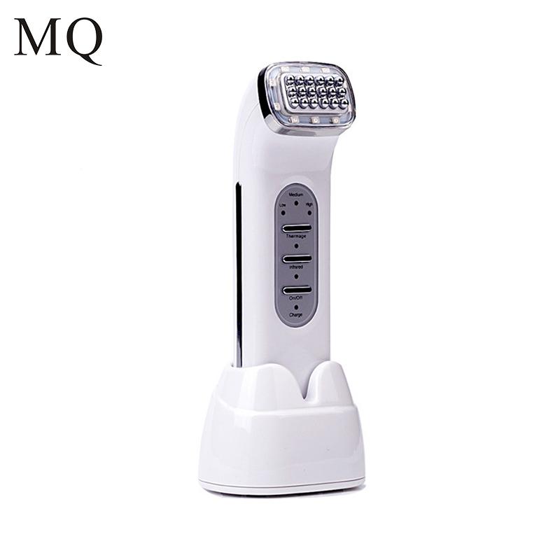 Skin Care Mesotherapy Beauty Device Lifting Face Facial Electroporation RF Radio Frequency Skin Rejuvenation Tighten Machine