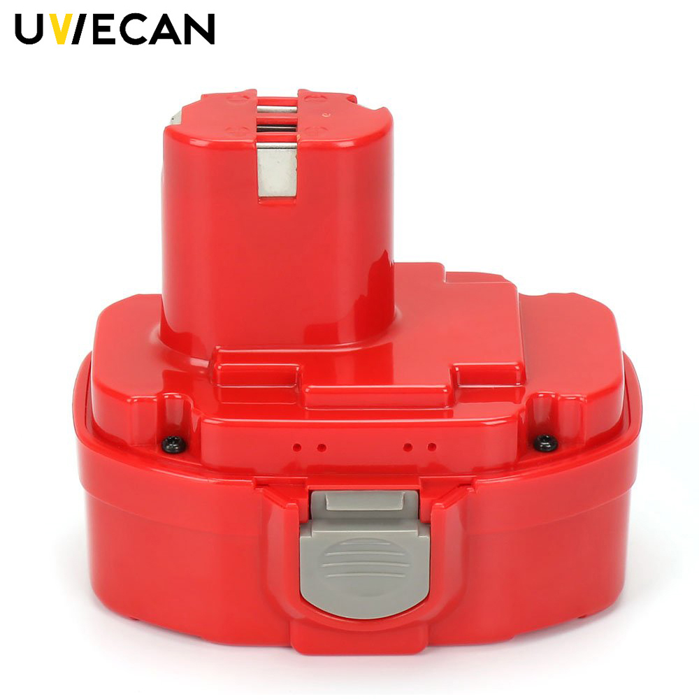 1822 18V 3.0Ah NiMh Replacement Battery for Makita 1835 1834 1823 PA18 192827-3 192826-5 6391D 6343D 4334D 6347DWDE Or More1822 18V 3.0Ah NiMh Replacement Battery for Makita 1835 1834 1823 PA18 192827-3 192826-5 6391D 6343D 4334D 6347DWDE Or More