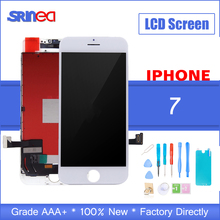 Grade AAA LCD For iPhone 7 Display Touch Screen Digitizer Assembly Apple i Phone A1660 A1778 A1779 Replacement With Tools