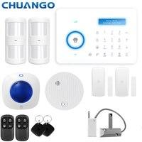 Chuango 315 МГц PSTN домашняя охранная сигнализация RFID карта беспроводной умный дом Охранная сигнализация