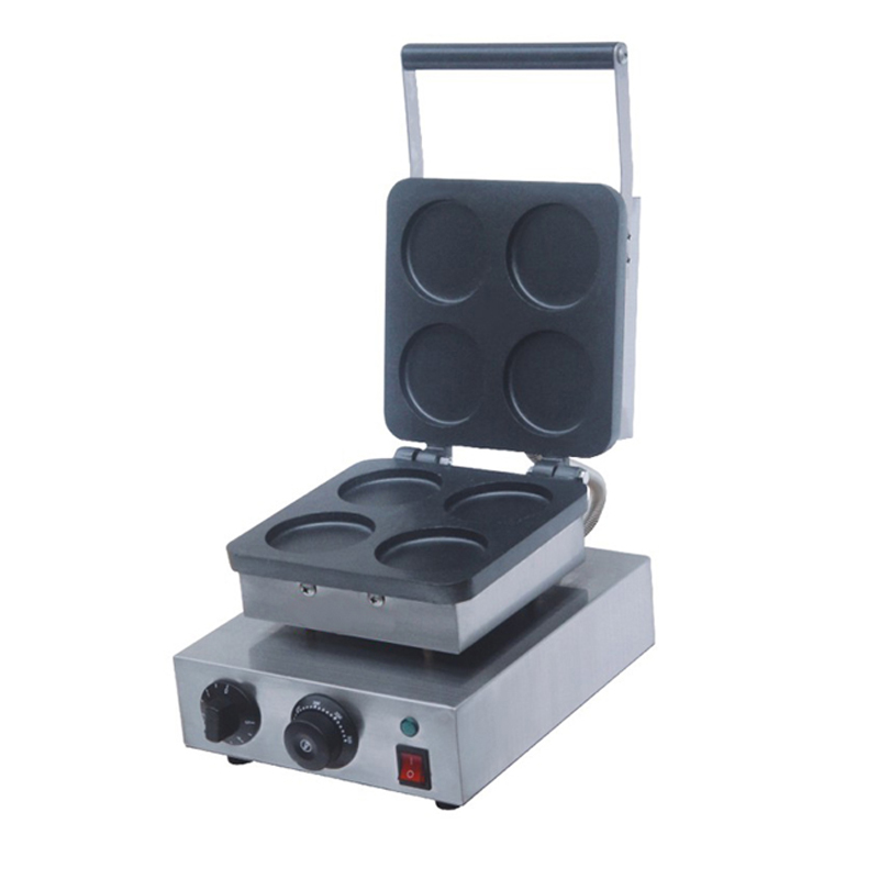 high quality FY-4H Electric 4 hole red cake grill Layer cake machine Red bean cake one time for 4pcs waffle machine auto electric hole punch 2 holes handy device personal electric 2 hole punch 10 papers one time 9403