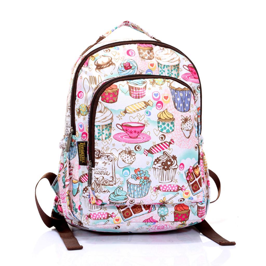 Fashion VIVISECRET Printing Backpacks Cartoon Bag Kids ...