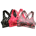 New 2015 Fashion Preferential Camouflage Bra Push Up Sexy Underwear Seamless No Steel Rim For Women Bra 1043