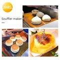 Тайваньская уличная еда  пушистый суфле  производитель блинов  железная тарелка  суфле  сковорода  машина для торта  японский сырный торт  пе...