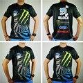 T-shirt novo garra motociclismo garras ocasional curto-de mangas compridas T-shirt camisa de suor de secagem do suor atacado, camisa de ciclismo