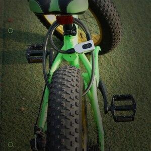 Image 5 - Daytech 指紋ドアロック盗難防止バイクロック自転車/オートバイ IP65 防水 (L06)