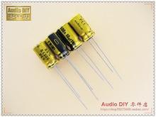 30 ШТ. Nichicon FW серии 10 мкФ/100 В аудио электролитические конденсаторы бесплатная доставка