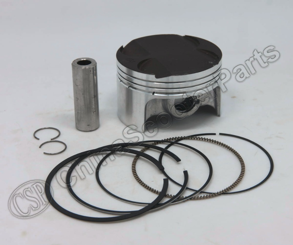 70mm 16mm 4 valve 250 250CC Piston Ring Kit ZongShen CB250 xmotos apollo KAYO BSE Dirt Pit Bike Parts engine spare parts motorcycle cylinder kit 69mm for honda cb250 cb 250 250cc off road dirt bike kayo cqr