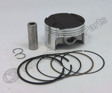 70mm 16mm 4 ventil 250 250CC Kolbenring Kit ZongShen CB250 xmotos apollo KAYO BSE Dirt Pit Bike teile