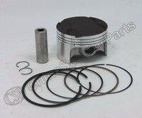 70mm 16mm 4 valve 250 250CC Piston Ring Kit ZongShen CB250 xmotos apollo KAYO BSE Dirt Pit Bike Parts