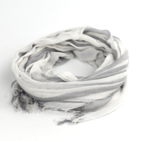 New 2017 Straped Pattern Scarf Men Winter Luxury Cotton Tippet High Quality Thin Male Scarves