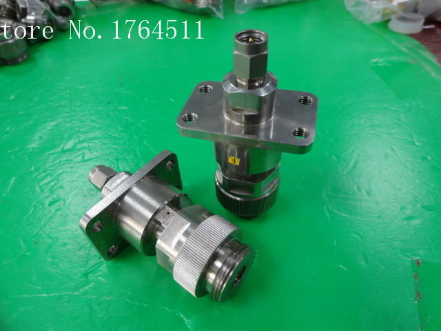 [BELLA] Import 2.92mm Male Flange Disassemble Revolution RF Coaxial Adapter
