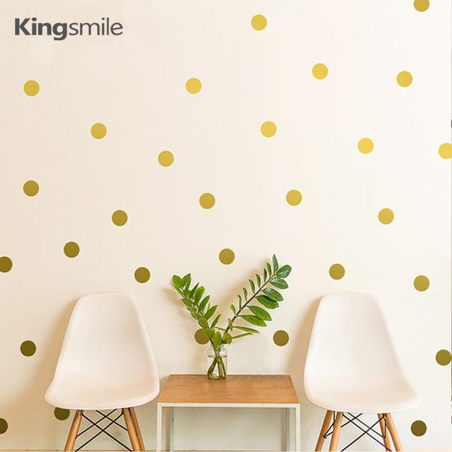 Polka Dots Nursery Decals Vinyl Wall Sticker Removable Peel and ...