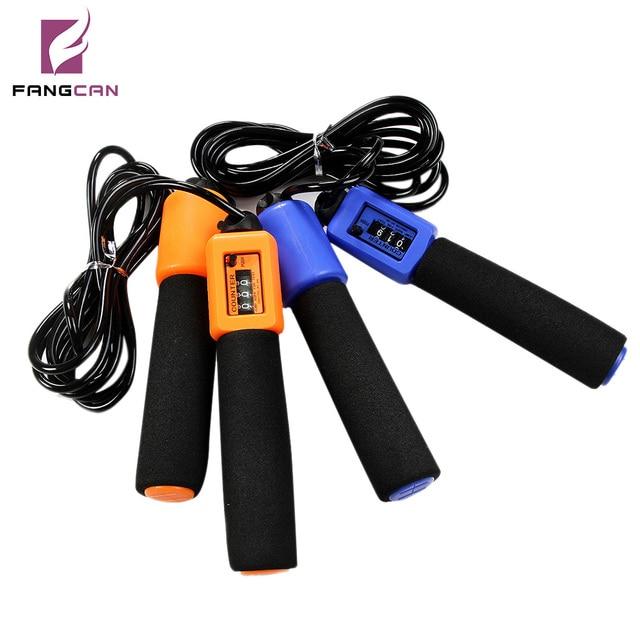 2 pcs fangcan fca-04 profissional pular corda ajustável ponteiros do  relógio unsix lazer aptidão 7ab017a5f4817