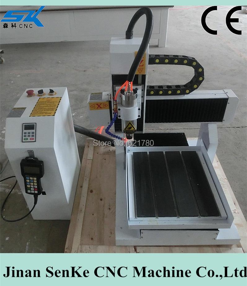 Phone case molding water jet cutter metal engraving machine