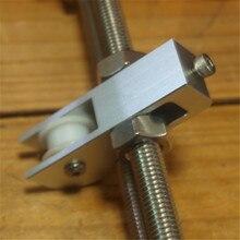 A Funssor Metal Y-idler aluminum alloy Y axis timing belt adjustable idler For DIY Reprap Prusa i3 rework 3D printer Fast ship