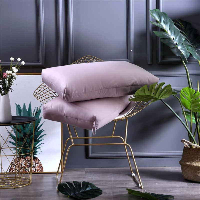 100% белый подушка из гусиного пера. Гусиный пух Подушка с наполнителем. Семь-star отель качества пуховые pillow.40X66