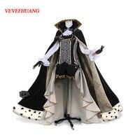 VEVEFHUANG черный Батлер ВС проснулся аниме Ciel Phantomhive Косплэй Yume 100 костюм для Хэллоуина S L Размеры