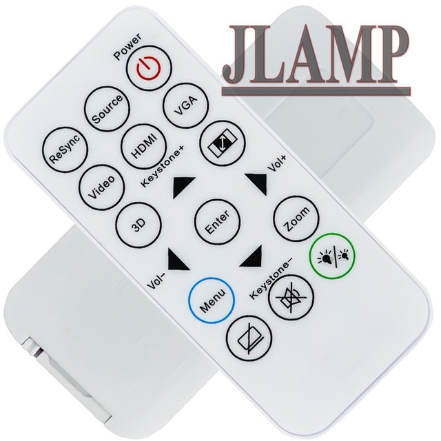 US $12 0  NEW PROJECTOR REMOTE CONTROL FOR OPTOMA  DH1009/DS346/DW346/DX345/DX346/H112e/H182X/S310e/S315/S316/W312/W316/X312/X315/X316-in  Projector