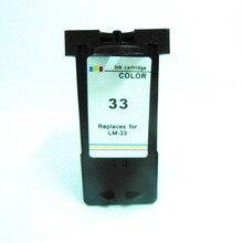 Vilaxh for Lexmark 33 Ink Cartridge Compatible For Printer P315 P450 P915 P4330 P4350 P6210 P6250 X3350 X5250 X5270 X7170 X7300 for lexmark 33 ink cartridge for lexmark p315 p4330 p4350 p450 x5410 x5450 x5470 x7300 x7350 x8310 x8350 z810