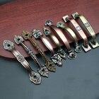 Door Handles Vintage Cabinet Handle For Furniture Cabinet Knobs and Handles For Drawer Door Handle Bronze Furniture Hardware
