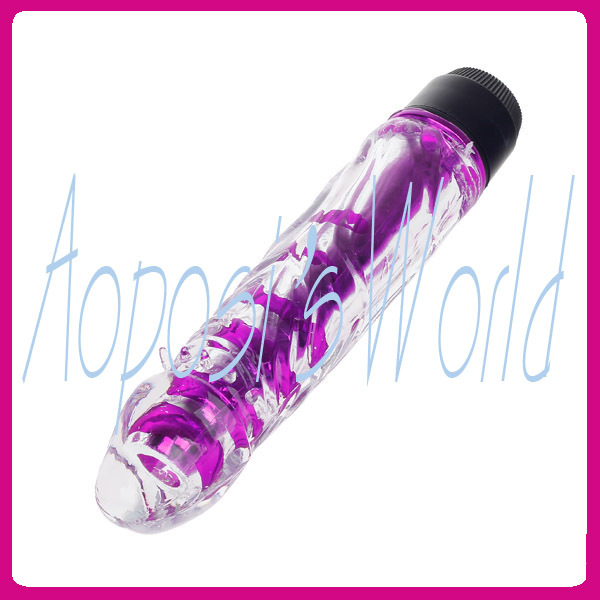 Adult Sex Products for Women Soft Simulation Body Massager with Vibration,Dildo Vibrator,Sex Toys-1500024