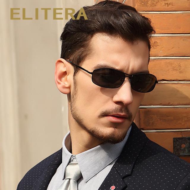 ELITERA Brand Designer New Polarized Sunglasses Men Fashion Male Eyewear Sun Glasses Travel Oculos Gafas De Sol