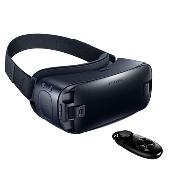 Gear VR 4.0 3D Glasses Built-in Gyro Sensor Virtual Reality Headset for Samsung Galaxy S9 S9Plus S8 S8+ S6 S6 Edge+ S7 S7 Edge 3