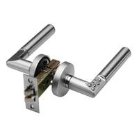 Digital Electronic Smart Lever Locks Handle Password Passage Entry Handle Password Door Lock