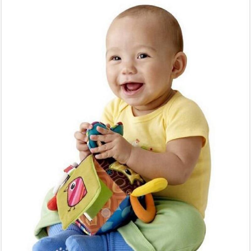 Felpa estilo ruso e inglés bebé cuna móviles móviles pájaro - Juguetes para niños - foto 4