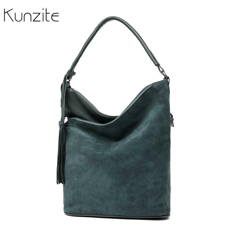 233966ac360a Элегантный Дизайн Женские сумки качества замша кожа Сумка Женские Простые  сумки через плечо для Для женщин