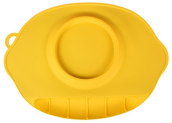 Yellow Changing table topper 5c64f21ddc42f