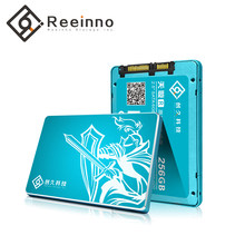 SSD SATA3 2.5 inch 256G Read/wirte speed 460-510MB/s Hard Drive Disk Sell 120/128GB HDD factory directly Reeinno Brand(China)