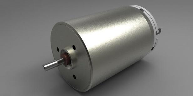 Orginal DR222406B DC Graphite brush motor 3.61 W 0.98 A 6900 RPM 5 mNw 44g for Remote co ...