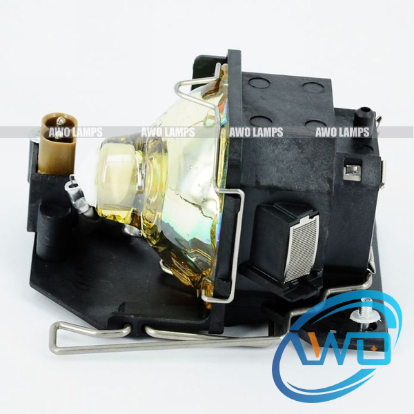RLC-027 compatible lamp with housing for VIEWSONIC PJ358