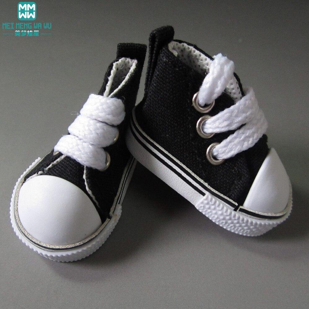5cm doll Shoes fits1 / 6 bjd doll mini - Boneka dan mainan lunak - Foto 2