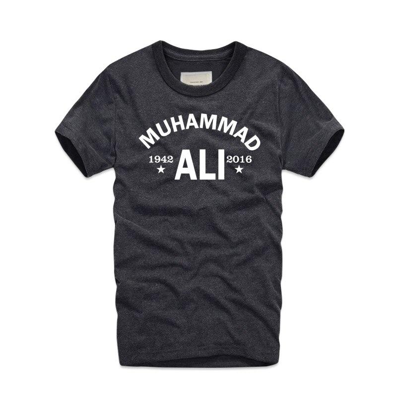 MMA Cassius Kil Muhammed Ali Retro T Gömlek Bağbozumu erkek T-Shirt - Erkek Giyim - Fotoğraf 5