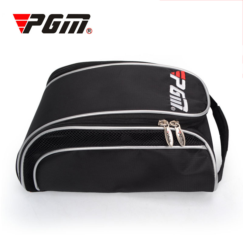 PGM Top Quality Outdoor sports Golf Shoes Bag Waterproof wear-resistant nylon High Capacity Wearable Man Golf Bag For Shoes Bags