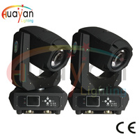 2PCS/LOT Compact 200W LED beam wash moving head light Gobo Spot 2in1 Professional stage equipment led mobile 200w led moving