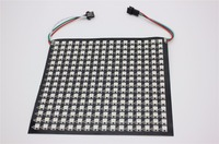 P10mm 16 16 Pixels 256leds Flexible Mini Led Matrix Ws2812 WS2812b