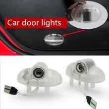 Для Mazda 6 RX8 A8 RX-8 CX9 CX-9 автомобиля светодио дный логотип/эмблема Лазерная лампа светодио дный двери автомобиля Шаг призрак тень Добро пожаловать проектор свет лампы