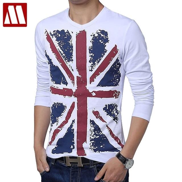 Torx flag pattern Men's T-shirt