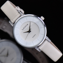 2016 new design women watch top brand WESTCHI watch waterproof 30m genuine leather strap wristwatch