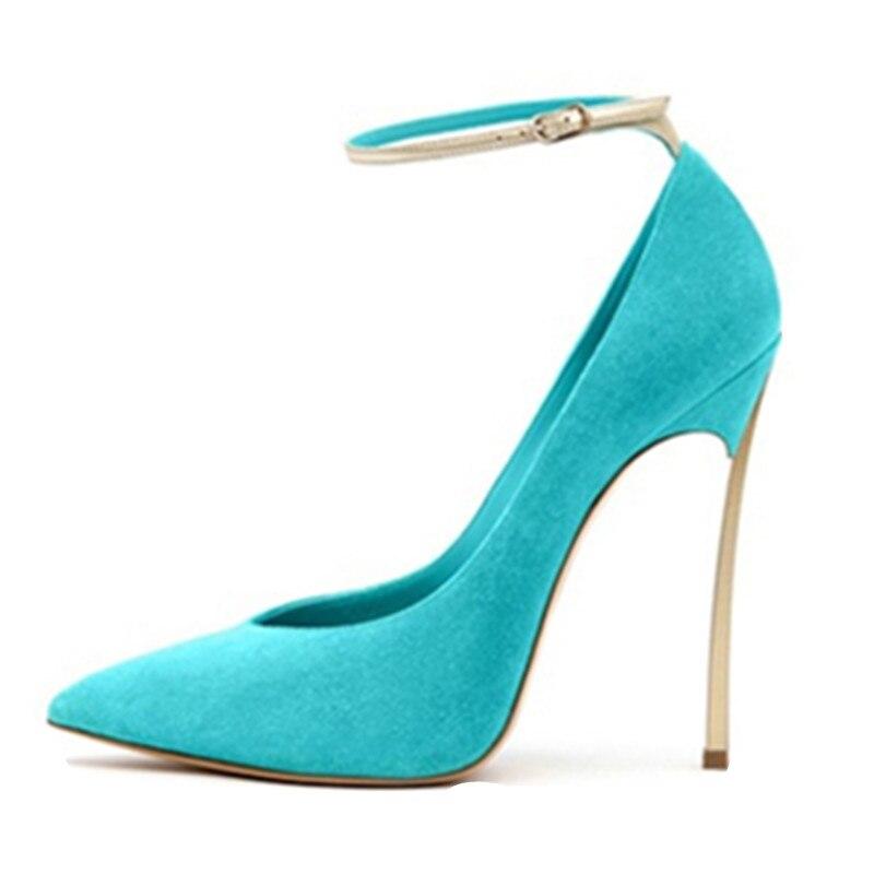 Banquet Beige Plus À Hauts black Le Femmes Point Talons Et Américain Blue De Red Défilé royal Européen Chaussures 2019 Mode blue Boucle rose 0SwwxdAaq