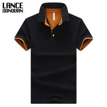 2016 camisa Polo de manga corta de verano para hombre M-4XL talla asiática 11 color sólido elegir