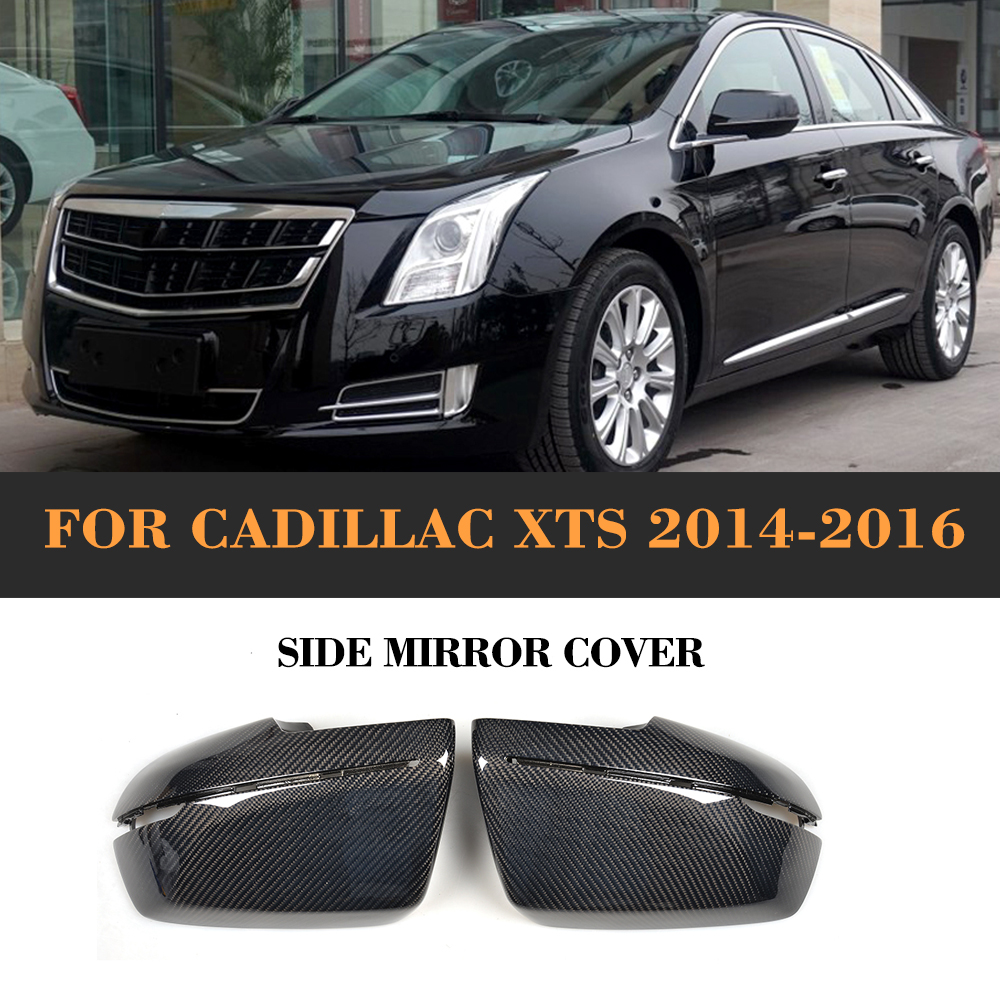 Carbon Fiber Direct Replacement Car Mirror Cover For