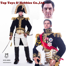 For Collection Brown Art 1/6 French Marshal of the Empire (B-A0004) Solider Figure Collection full set doll