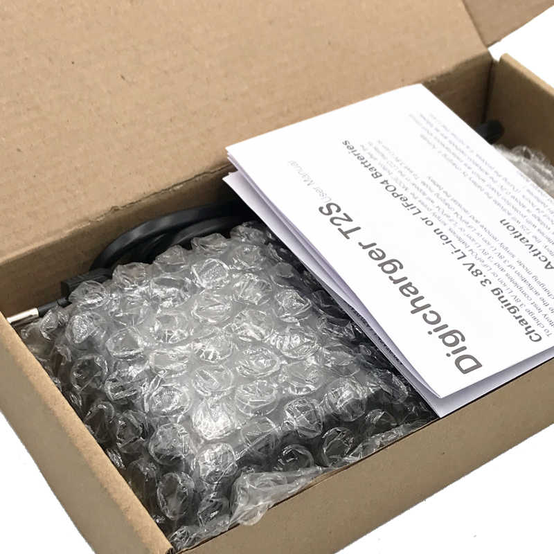 18650 batterij oplader Turmera 18650 acculader lcd T2S voor 26650 21700 18500 18350 14500 NI-MH NI-CD EEN AA batterij fe17