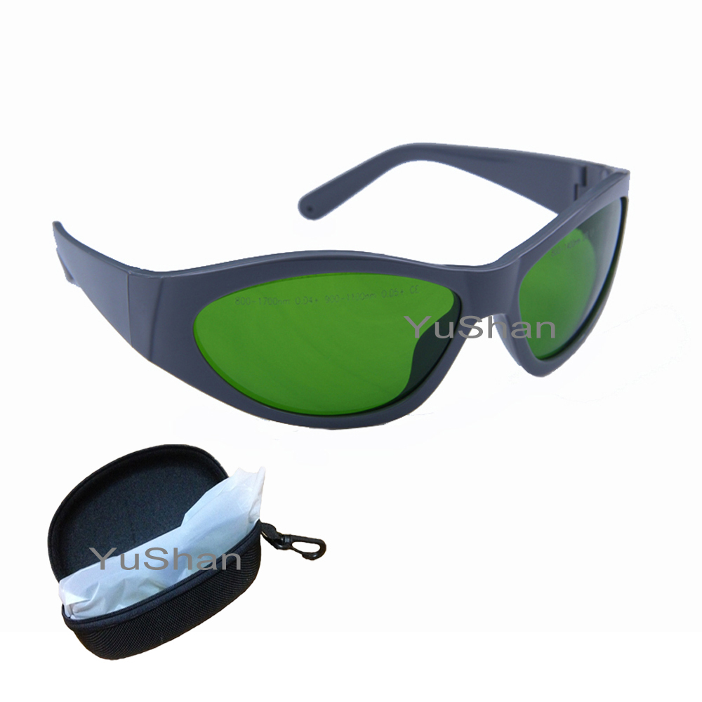 DTY 808nm, 980nm, 1064nm, 1320nm ,Diode, ND:YAG Laser protection Glasses Multi Wavelength Laser Safety Glasses free shipping 1064nm laser protective glasses for workplace of nd yag laser marking and cutting machine supreme quality