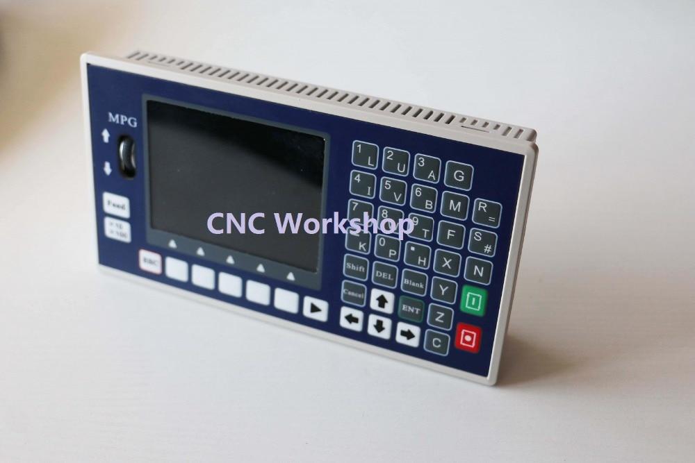 1 tengelyes CNC vezérlő USB Stick G kód Orsó Vezérlőpult MPG - Szerszámgépek és tartozékok - Fénykép 2